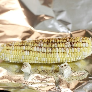 Oven Roasted Corn on the Cob - The Brooklyn Cook