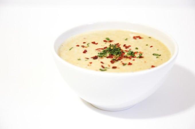 Chipotle Corn Soup
