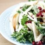 Pomegranate-Pear Salad