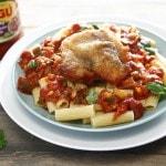 Ragu Chicken Cacciatore