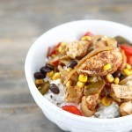 Southwest Chicken Stir Fry