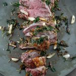 Herb Encrusted Lamb