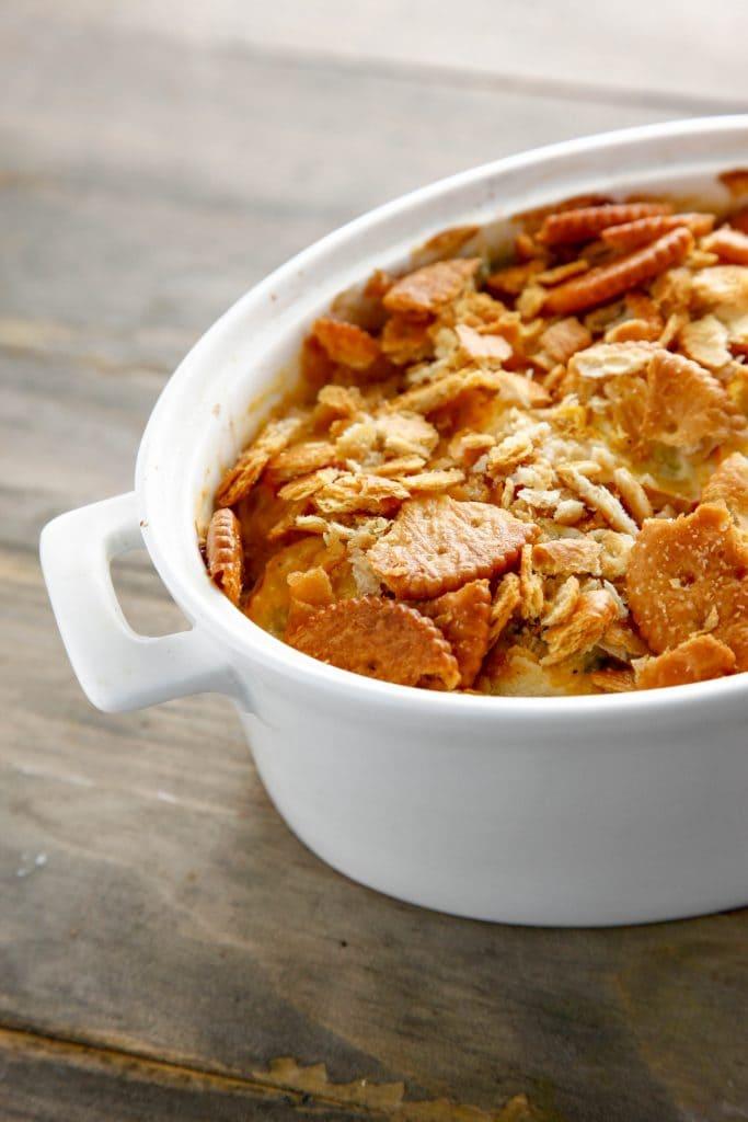 summer squash casserole_