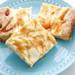 Salted Caramel Cheesecake Cookie Bars