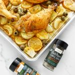 Sheet Pan Moroccan Chicken
