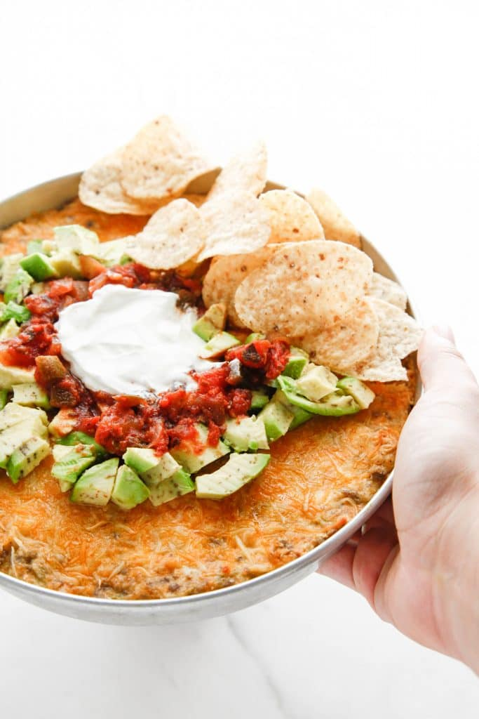cheesy-mexican-dip-9