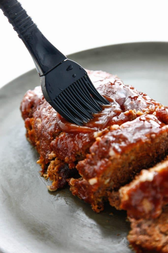 Saucy BBQ Meatloaf