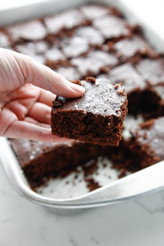 Guinness Double Chocolate Brownies